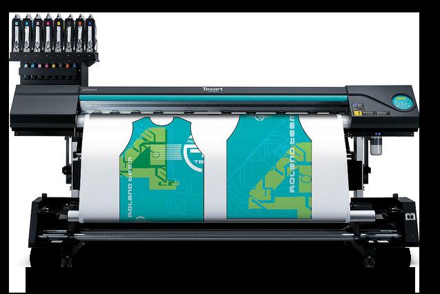 Plotter Roland stampa sublimatica RT-640/640m
