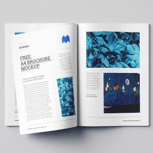 stampa laser brochure