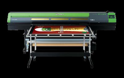 Plotter Roland stampa UV Led ibrida LEJ-640