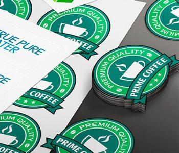 Stampa e taglio ecosolvente adesivi