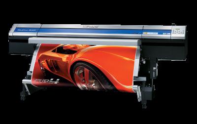 Plotter Roland stampa e taglio ecosolvente XR-640