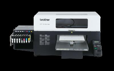 Plotter BROTHER stampa diretta tessuti GT3