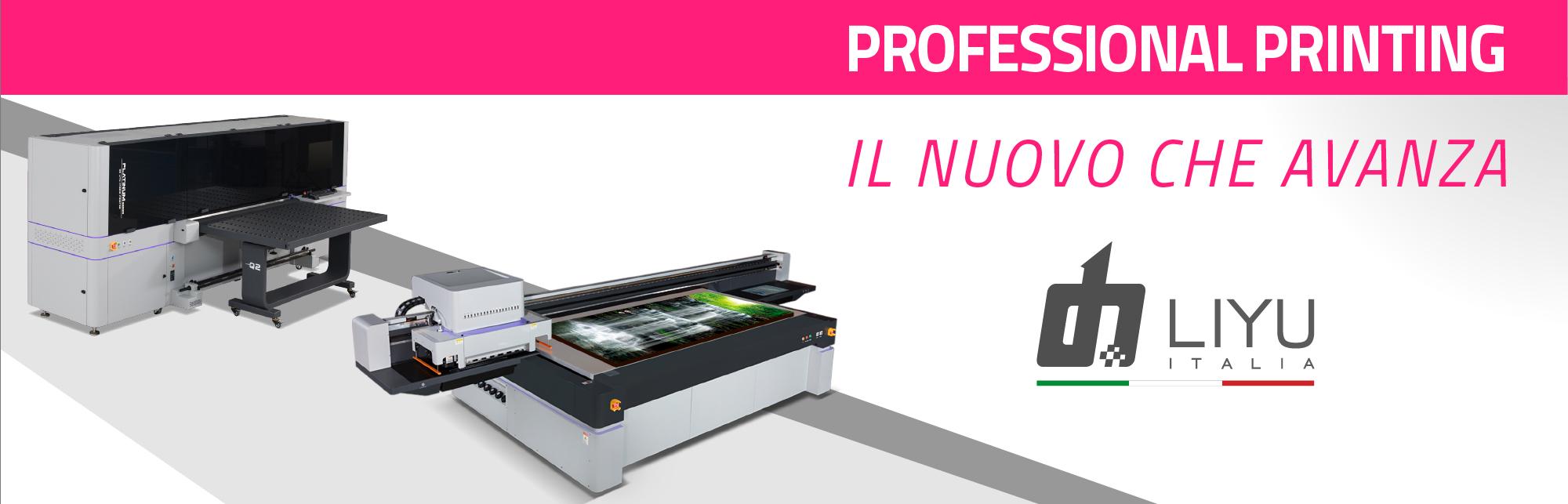 Liyu Italia Professional Printing