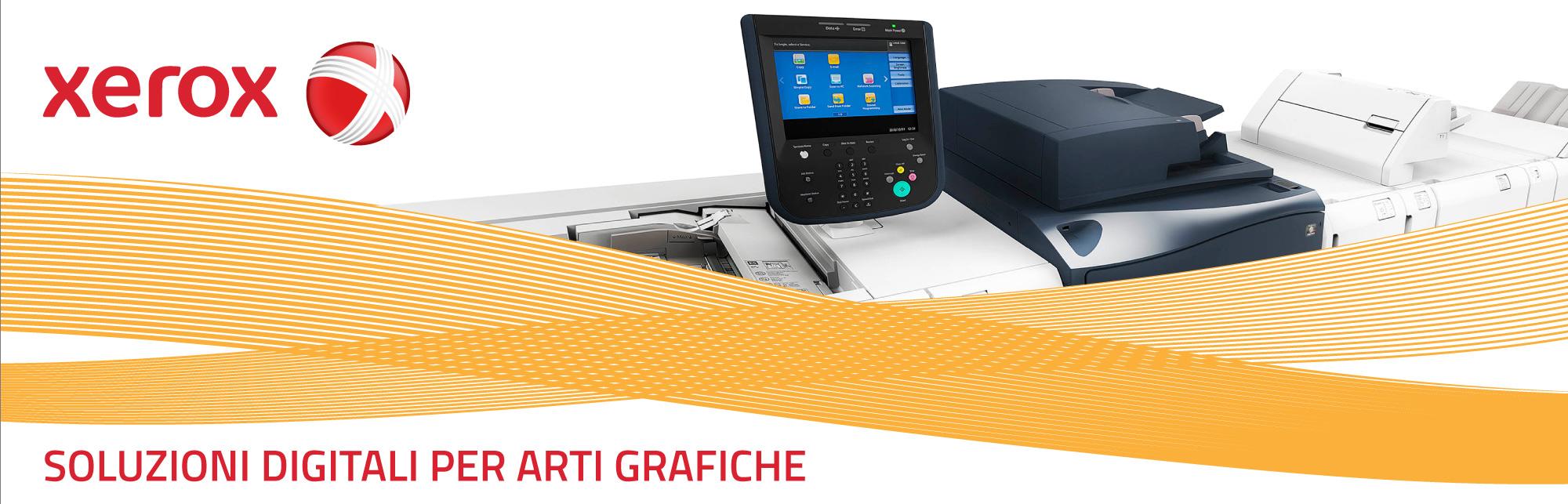 Xerox soluzioni digitali per arti grafiche Colorcopy