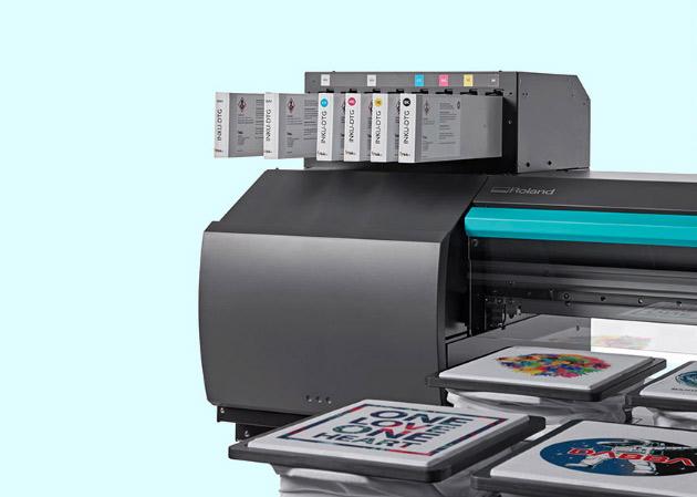XT-640S plotter stampa diretta tessuti
